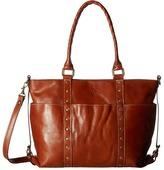 Patricia Nash Carducci Pocket Tote Tote Handbags