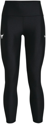 Under Armour Womens Project Rock HeatGear 7/8 Tights
