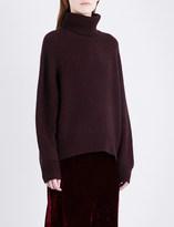 Nili Lotan Quinn turtleneck wool-blend jumper