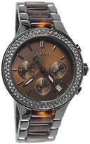 DKNY Women's NY8668 Two-Tone Stainless-Steel Analog Quartz Watch with Dial