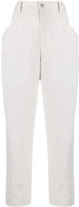 Isabel Marant Gubaia cotton trousers