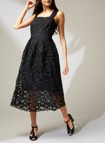 Tu clothing Premium Black Lace Dress