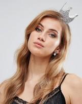 Orelia Glitter Crown