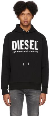 Diesel Black S-Gir Hoodie