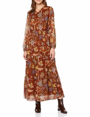 Only Women's Onljeanette L/s Ancel Dress WVN Party