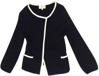 J&M Davidson J & M Davidson Navy Cotton Jacket for Women