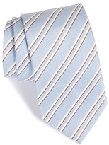 Eton Men's Stripe Silk Tie