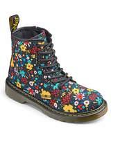 Dr. Martens Delaney Lace Boots Floral