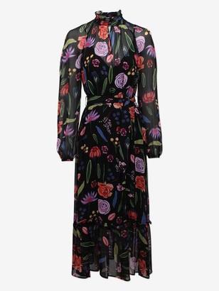Baum und Pferdgarten Antoinette Maxi Dress Black Hampton Garden - 34
