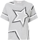 Golden Goose Deluxe Brand Star print T-shirt - women - Cotton - XS