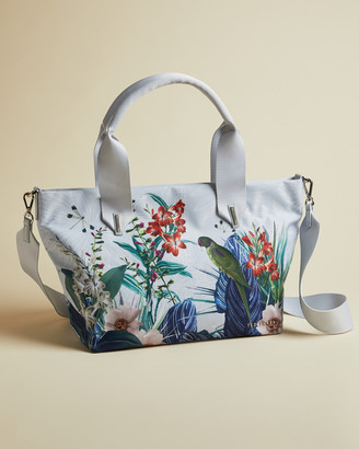 Ted Baker PAMLA Jamboree small nylon tote