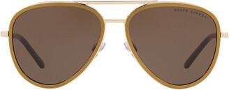 Ralph Lauren Automotive Pilot Sunglasses