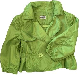 Philosophy di Alberta Ferretti Green Jacket for Women