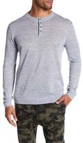 Slate & Stone Long Sleeve Henley Shirt
