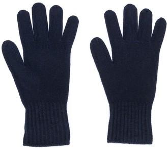 Agnona Cashmere Knitted Gloves