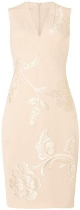 Phase Eight Ruby Embroidered Dress