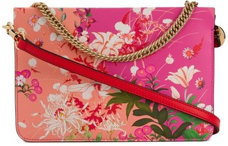 Givenchy floral Cross3 crossbody bag