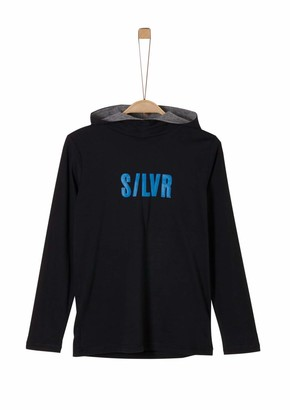 S'Oliver Boy's 61.911.31.7736 Long Sleeve Top