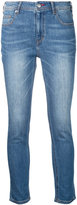 GUILD PRIME cropped jeans - women - Cotton/Polyurethane - 34