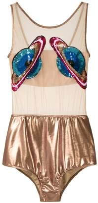 BRIGITTE Saturno Color carnaval bodysuit