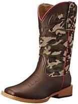 Roper Camo Cowgirl Square Toe Camo Cowgirl Boot (Toddler/Little Kid)
