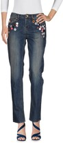 RED Valentino Denim pants - Item 42584601