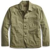 Ralph Lauren Cotton Herringbone Jacket