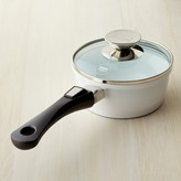 Berndes Vario Click Pearl Ceramic Nonstick Saucepan with Lid, 1 1/4-Qt.