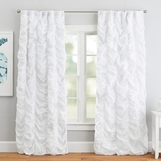 Pottery Barn Teen Ruched Blackout Curtain