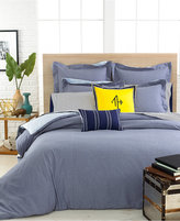 Tommy Hilfiger Modern Sand Chambray Twin Comforter