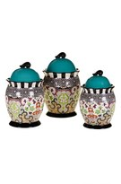 Tracy Porter For Poetic Wanderlust 'Rose Boheme' Canisters