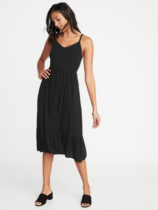 Old Navy Fit & Flare Cami Midi for Women