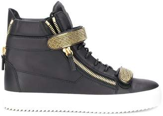 Giuseppe Zanotti Coby hi-top sneakers
