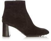 Tod's Gomma suede ankle boots