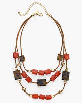 Chico's Daphne Multi-Strand Necklace