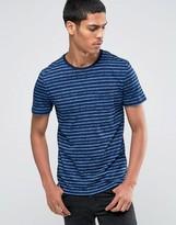 Celio Crew Neck Stripe T-shirt