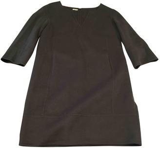 Agnona Grey Cashmere Dress for Women