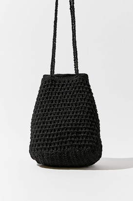 Urban Outfitters Betty Woven Crossbody Bag