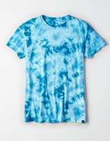 American Eagle Outfitters AE Dye Effect Crew T-Shirt