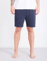 Tommy Hilfiger Drawstring cotton-jersey shorts