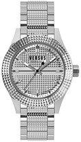 Versus By Versace Men's SOT070015 Bayside Analog Display Quartz Silver Watch