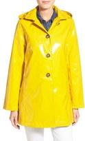 Jane Post Women's 'Princess' Rain Slicker With Detachable Hood