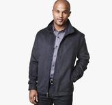 Johnston & Murphy Perfed Microsuede Jacket