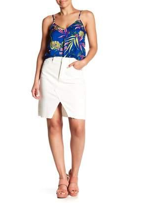 Cotton On Midi Split Skirt