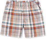 Okie Dokie Plaid Shorts - Baby Boys newborn-24m
