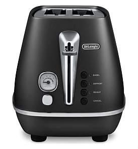 De'Longhi Delonghi Distinta 2-Slice Toaster In Black Cti2003Bk