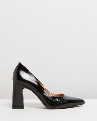 Siren Women's Black All Pumps - Babette - Size One Size, 41 at The Iconic