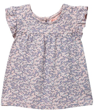 Joe Fresh Flutter Sleeve Top (Baby Girls)