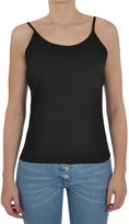 Hanes Womens Sleeveless Cotton Plain Tank Top - M