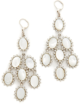 Kenneth Jay Lane Drop Wire Earrings